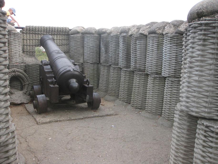 Исторический памятник 4 бастион, Севастополь