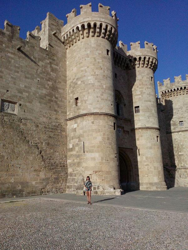 Дворец Магистров/Родосская крепость, Родос, Греция