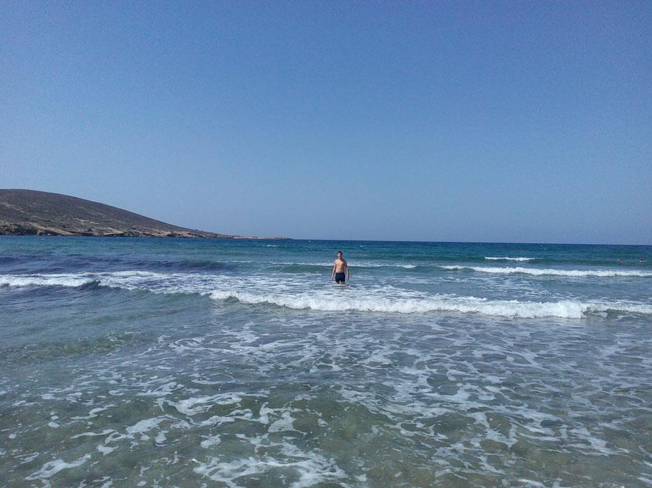 Температура моря корфу