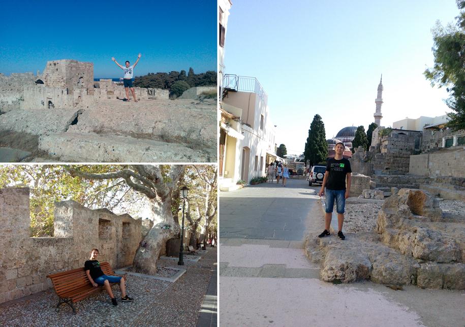 Старый Родос, Греция