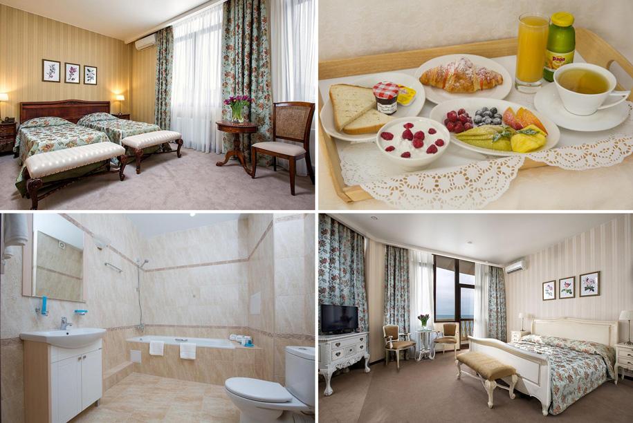 Лучшие отели Сочи - Отель Dolphin Resort Hotel & Conference, Сочи