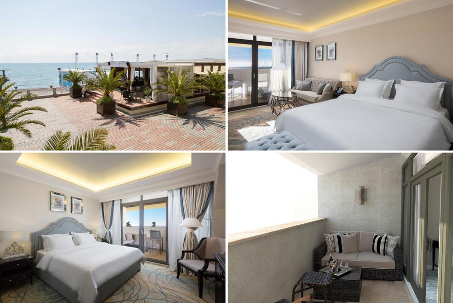 Лучшие отели Сочи - Отель Marina Yacht Hotel Sochi