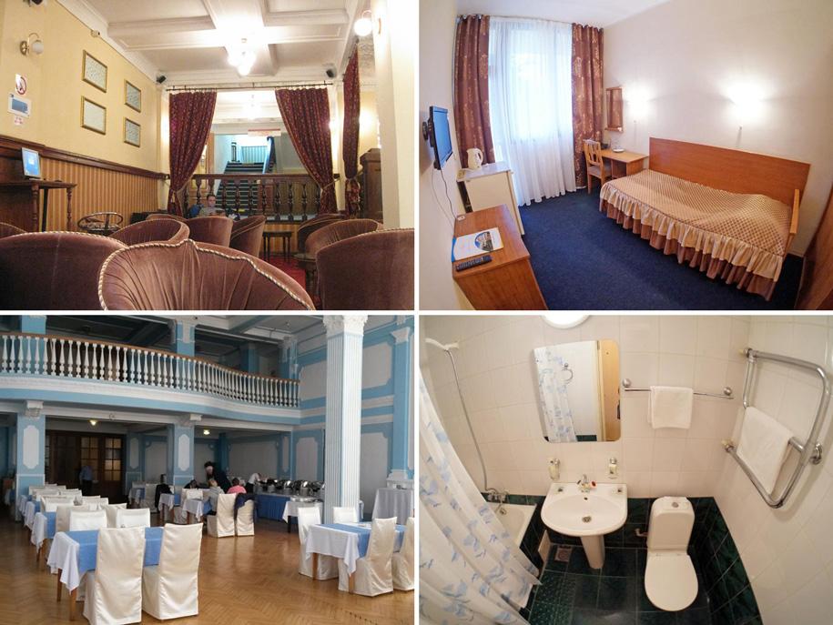 Лучшие отели Сочи - Гостиница Приморская, Сочи