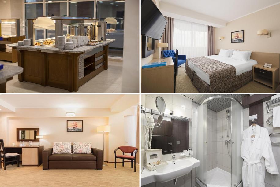 Лучшие отели Сочи - Отель Sea Galaxy Hotel Congress & Spa, Сочи
