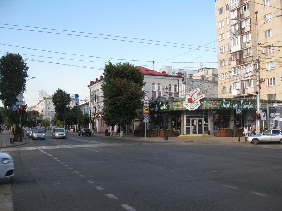 Суши-кафе, улица Красная, Краснодар