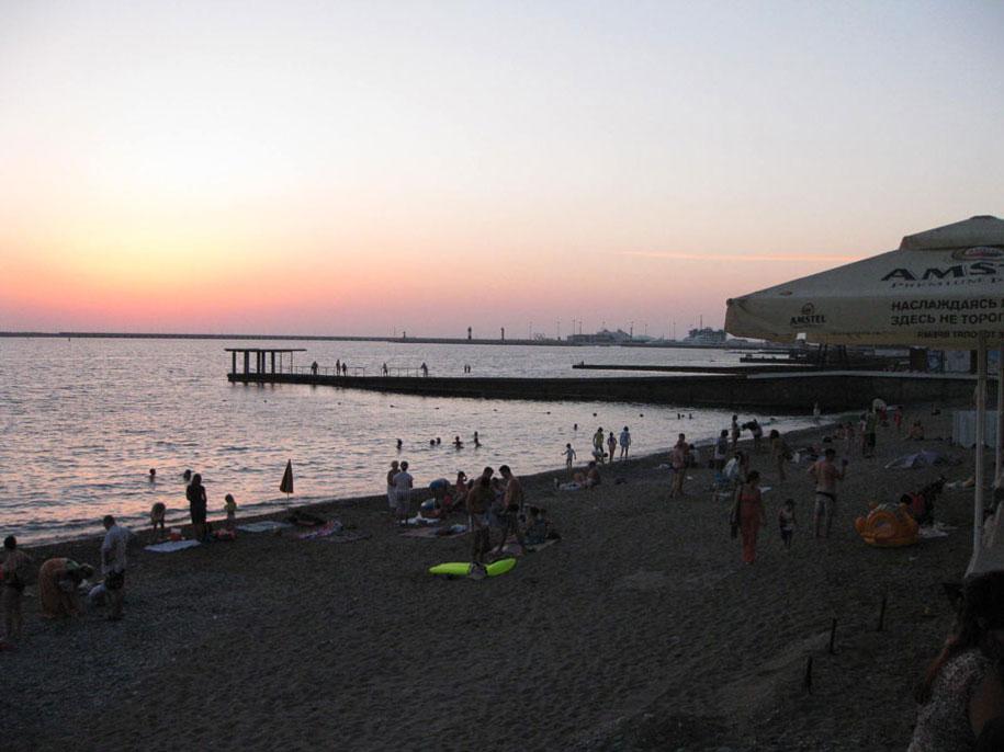 лучший пляж Сочи, Приморский