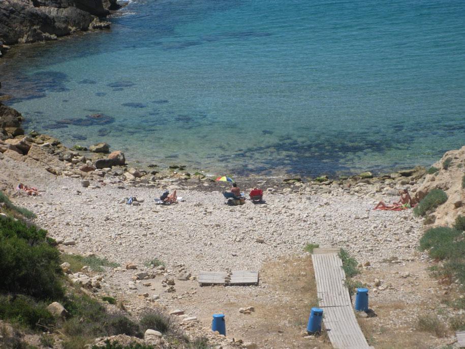 Пляжи Бенидорма - пляж Ти Химо