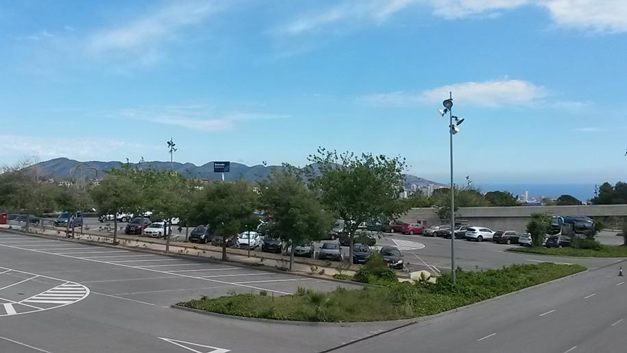Парковка Терра Митика