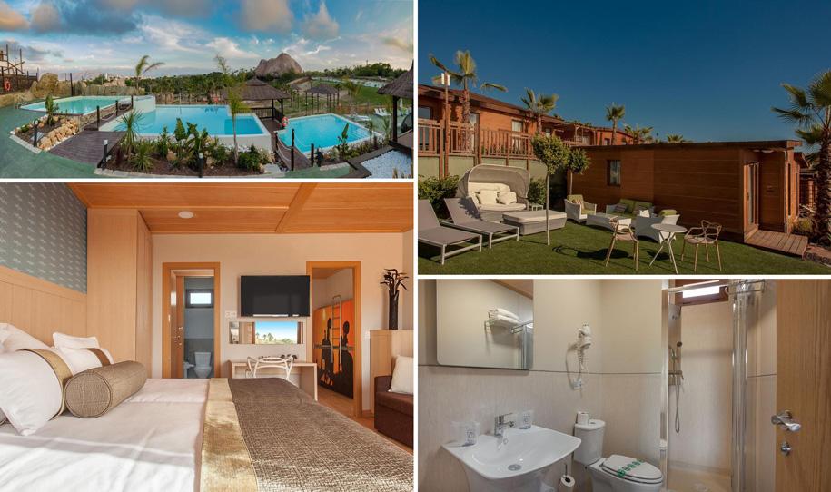 Отель Magic Natura Animal, Waterpark Polynesian Lodge Resort