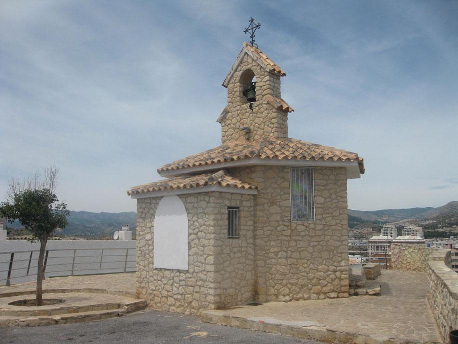 Ermita Virgen del Mar