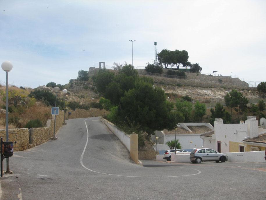Руины иберийского поселения Tossal de la Cala, Бенидорм