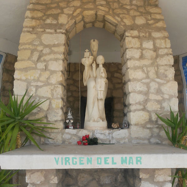 Эрмита Вирген-дель-Мар в Бенидорме