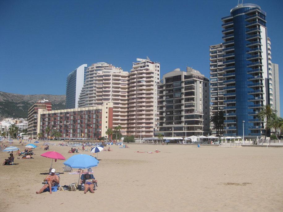 Пляж Ареналь