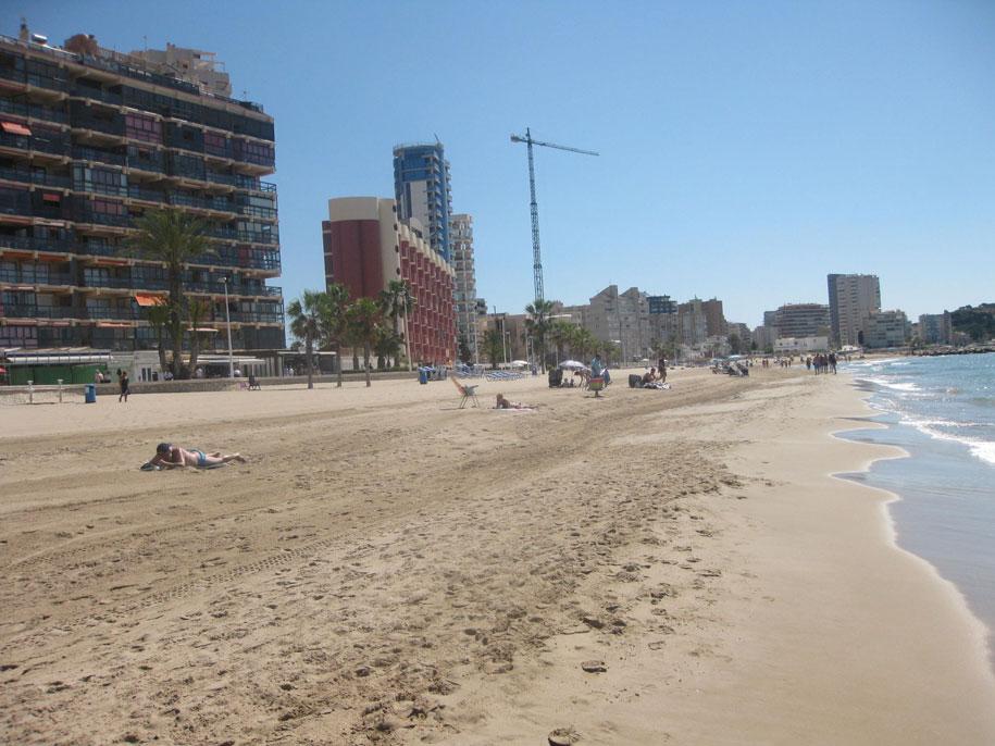Playa Del Arenal-Bol, Кальпе, Испания
