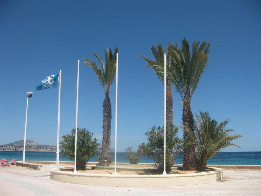 Голубой флаг пляжа Ла Фосса, Кальпе