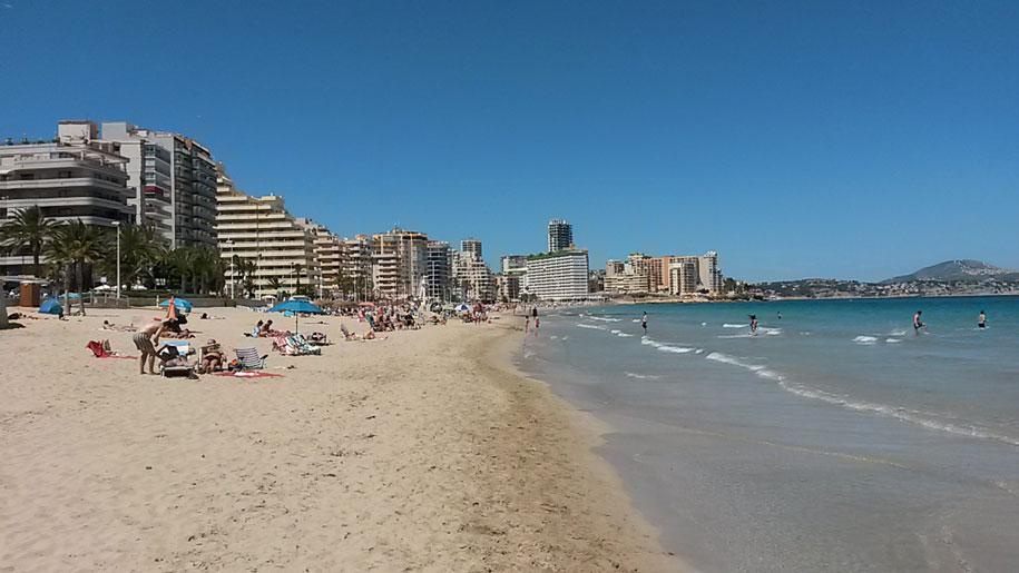 Пляж Ла Фосса