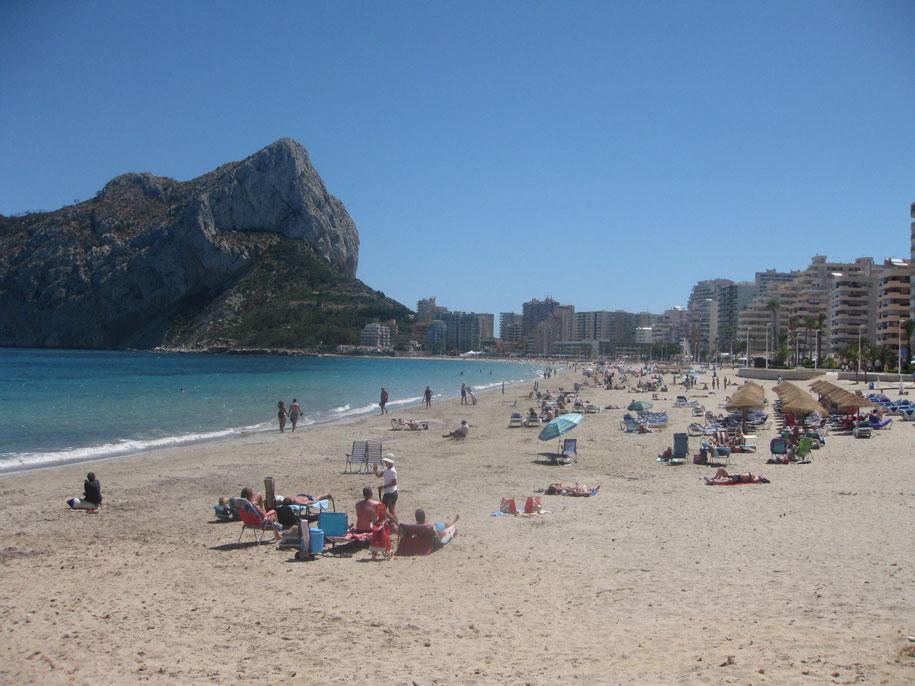 Пляж Ла Фосса, Испания