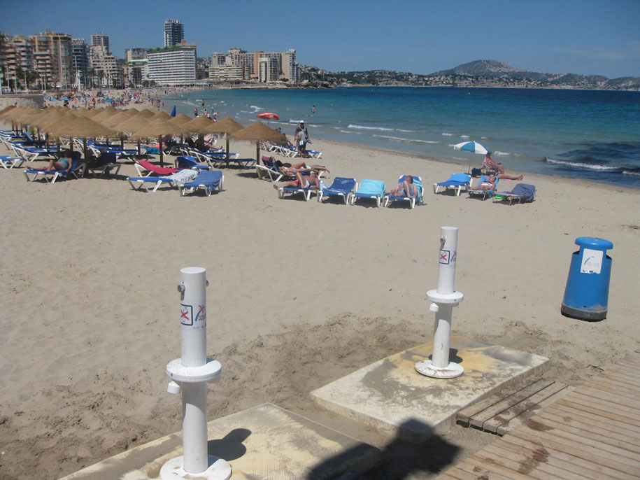 Playa De La Fossa