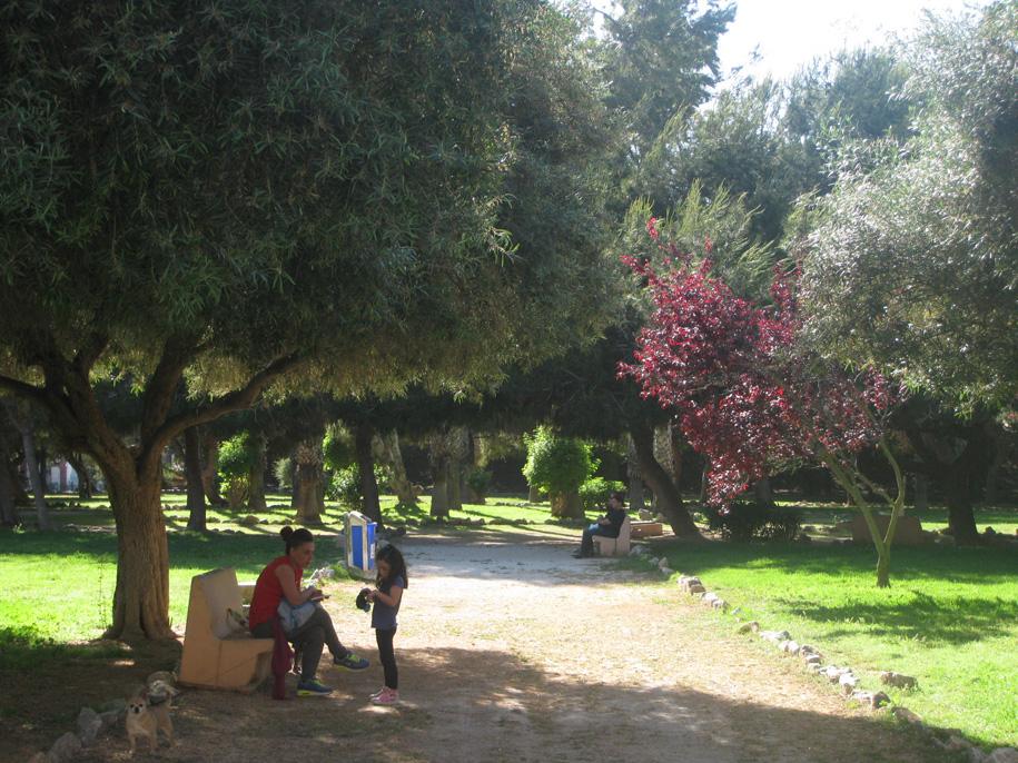 Парк Ринкон-де-Астурия, Торревьеха