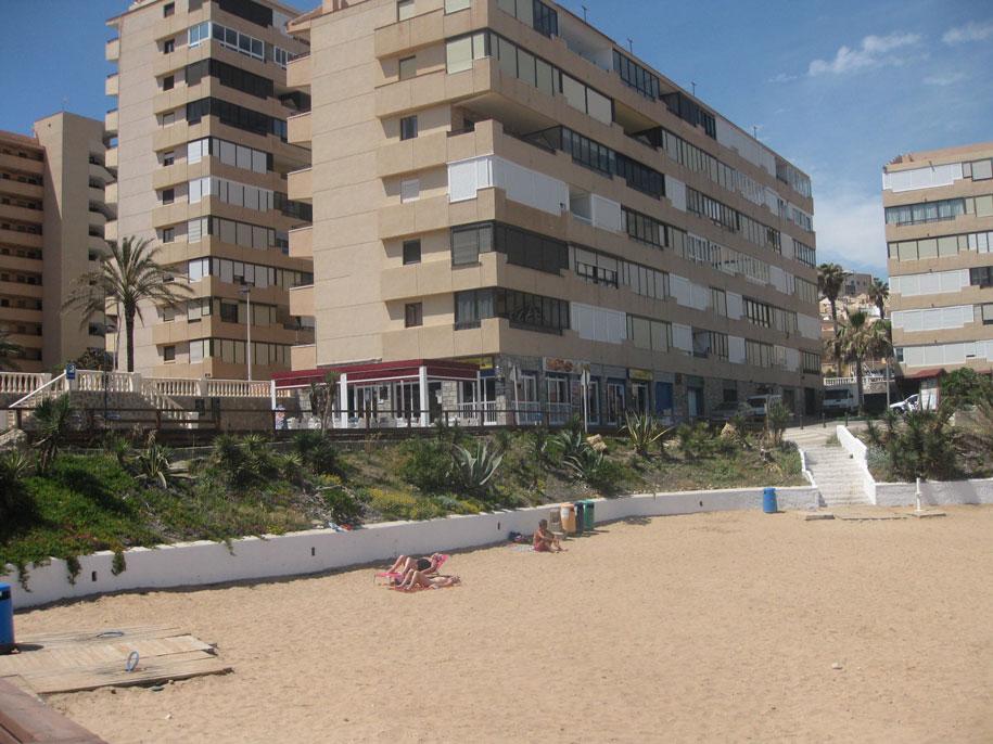 Инфраструктура пляжа Кабо Сервера, Торревьеха