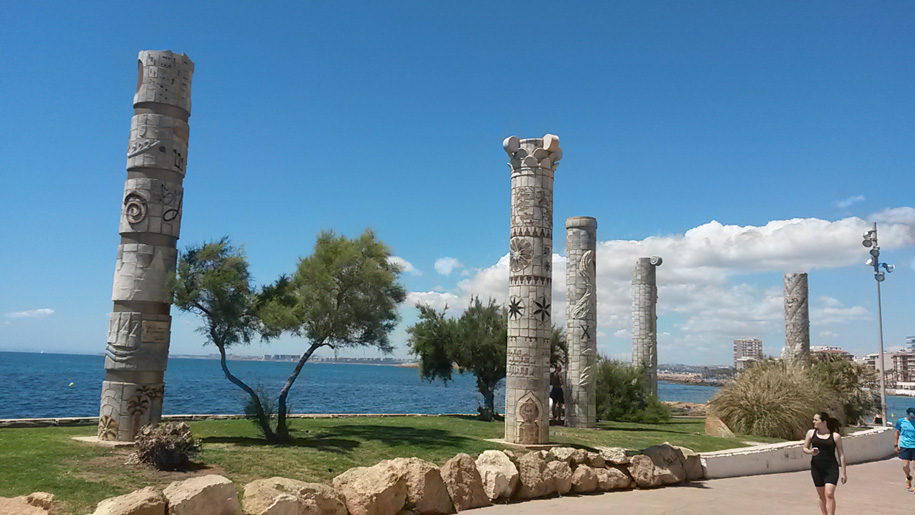 Памятник культуры Средиземноморья, Торревьеха