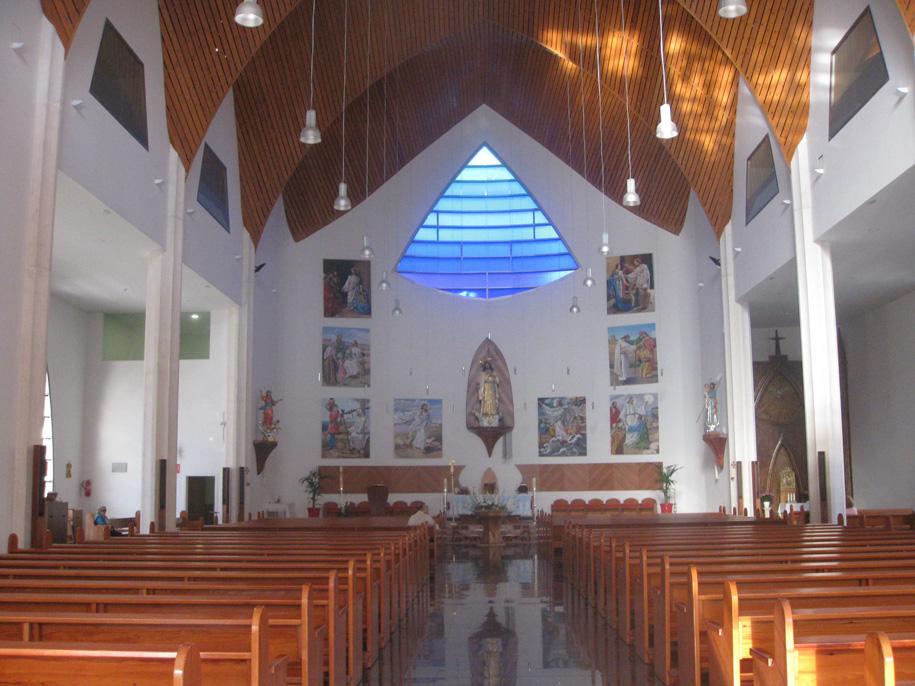 Церковь Пресвятого Сердца, Торревьеха
