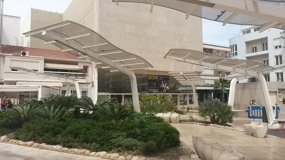 Площадь Мигеля Эрнандеса
