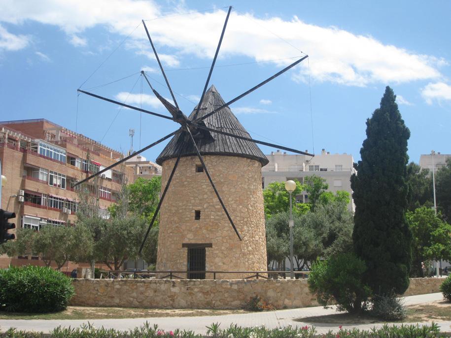 Старая мельница, Торревьеха