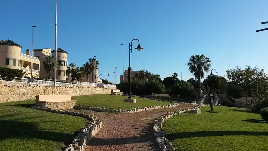 Парк Старая башня в Торревьехе