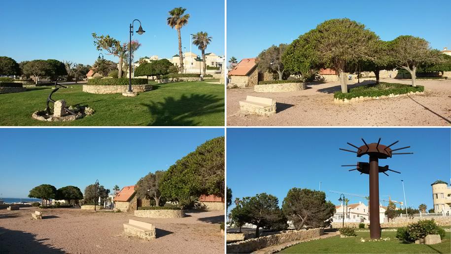 Парк Старая башня, Торревьеха
