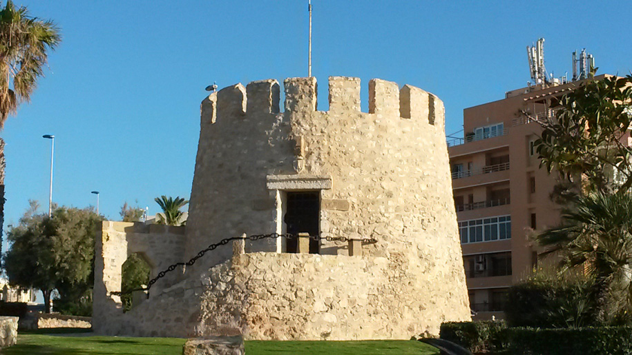 Torre del Moro, Торревьеха