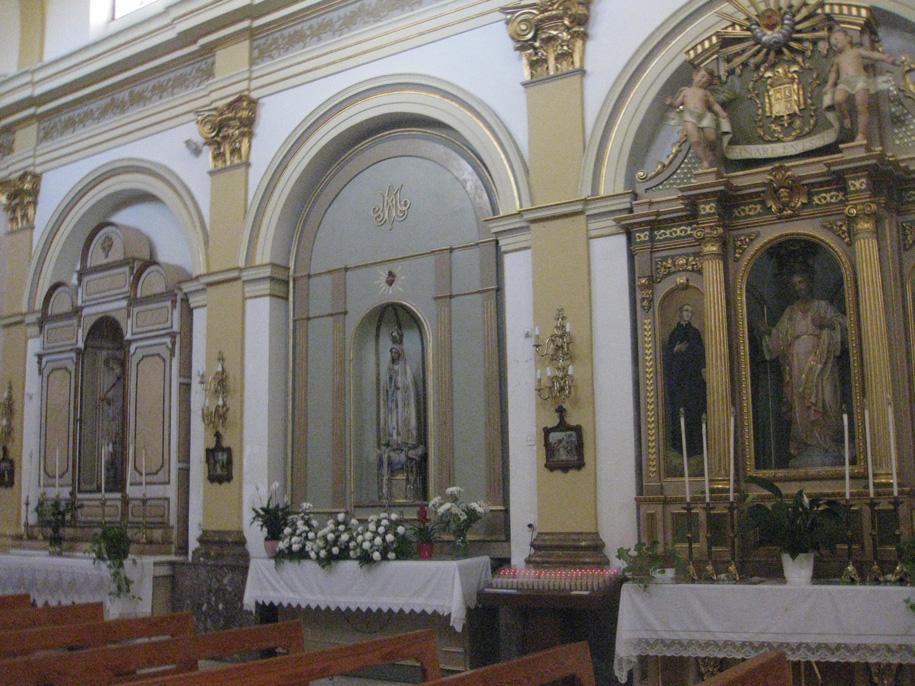 Главная церковь Торревьехи, Испания