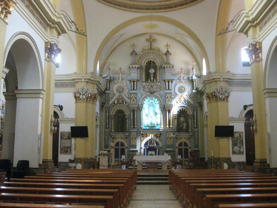 Iglesia Arciprestal de la Inmaculada Concepción, Торревьеха