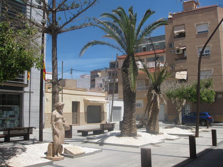 Площадь Гаспар Перельо
