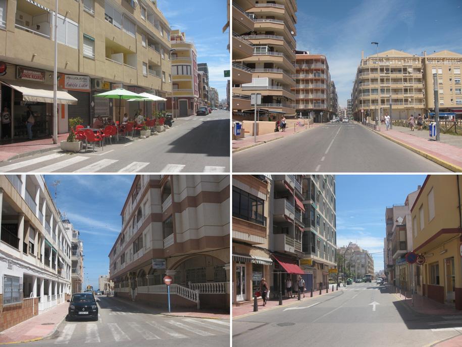 Улицы Ла Мата, Торревьеха