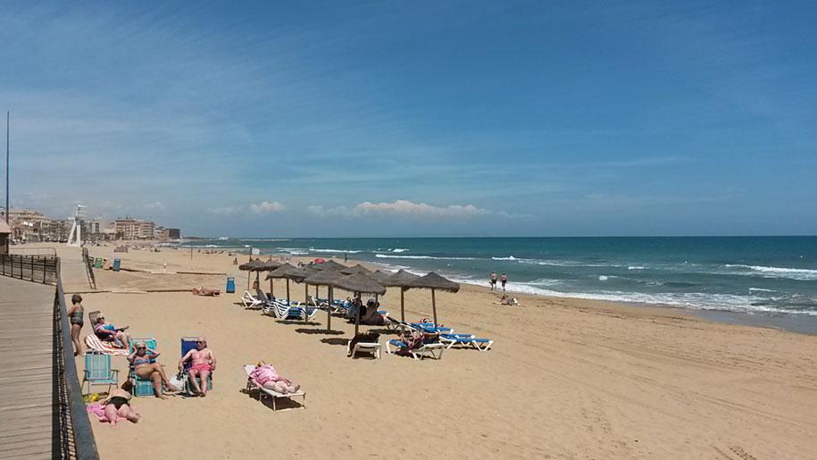Пляж Ла Мата