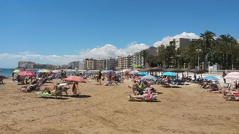 Пляж Лос Локос