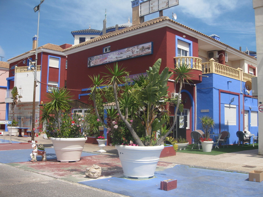Комплекс Marina Internacional в Торревьехе