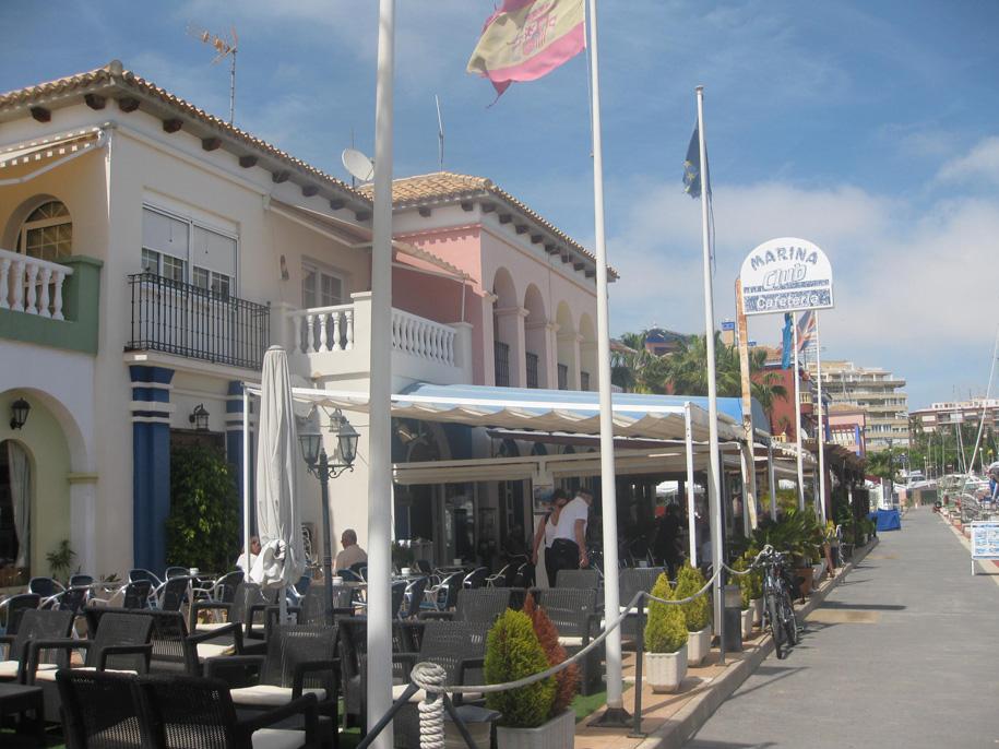 Кафе и рестораны, Marina Internacional, Торревьеха