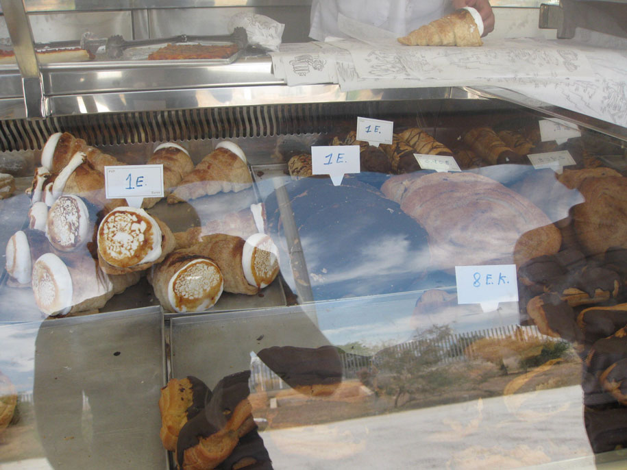 Сладости на рынке в Торревьехе, цены