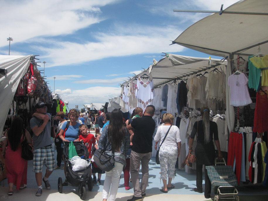 Пятничный рынок, Торревьеха