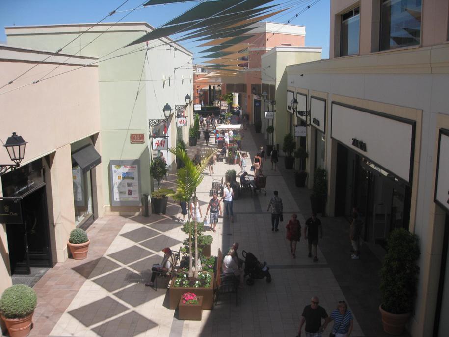 La Zenia Boulevard, Испания