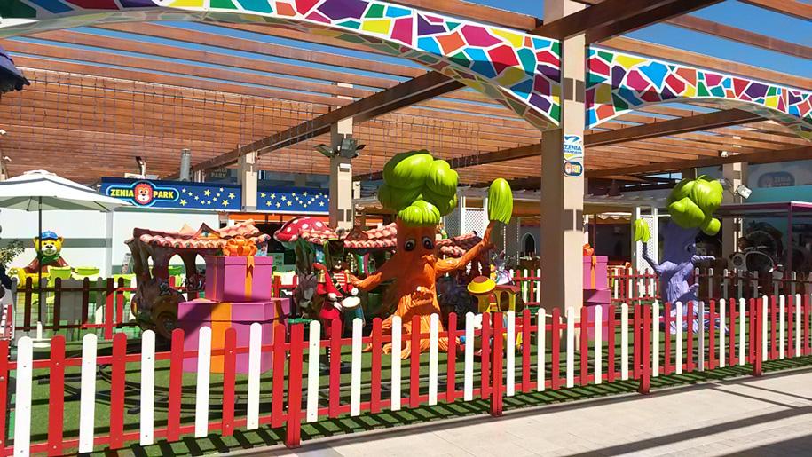 Детская зона Zenia Boulevard, Испания