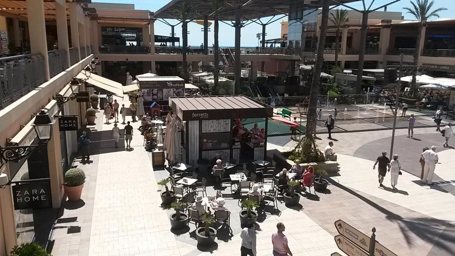 Кафе Zenia Boulevard