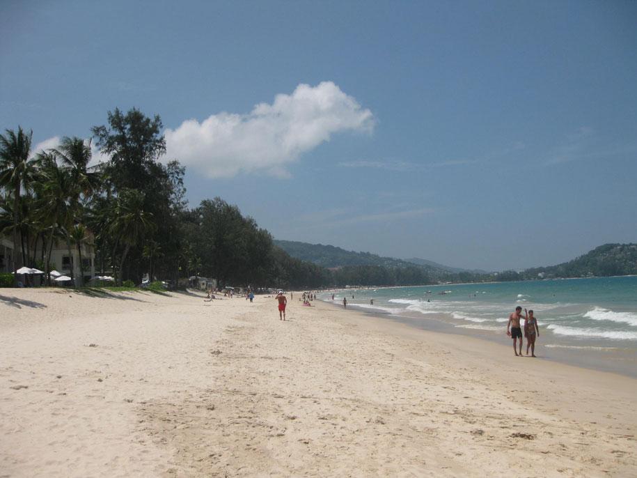Пляж Банг Тао, Пхукет