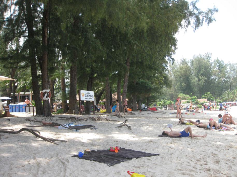 Неспешный отдых на Пхукете, пляж Бангтао