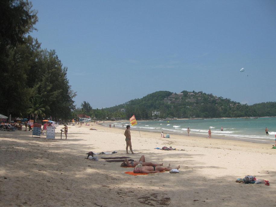Отдых на Пхукете, пляж Бангтао, Таиланд