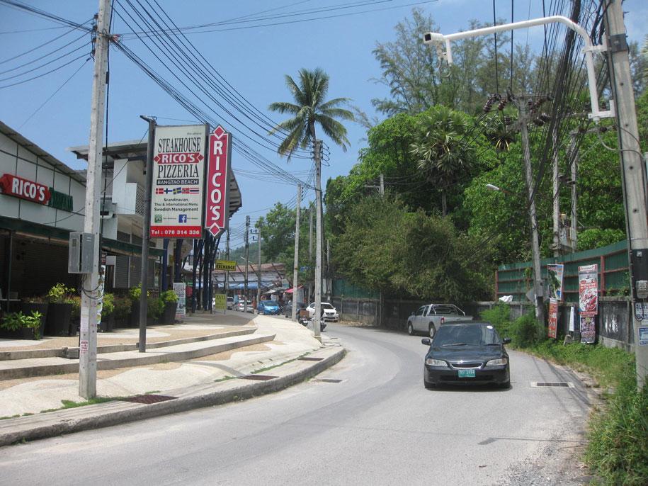 Улицы Банг Тао, Пхукет