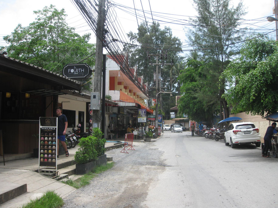 Прогулка по Бангтао