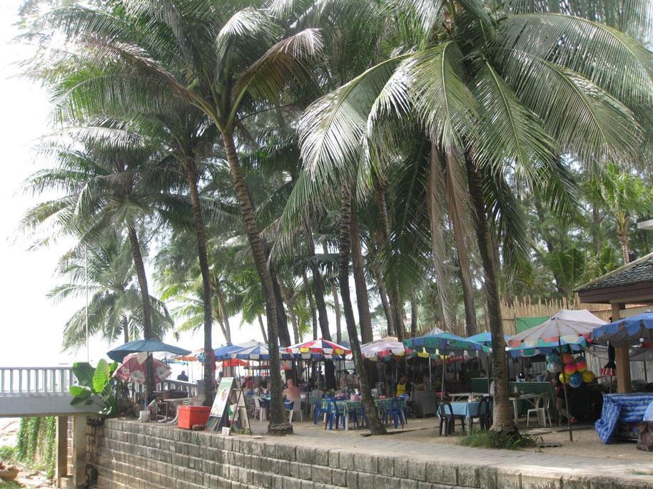 Камала, остров Пхукет, Таиланд